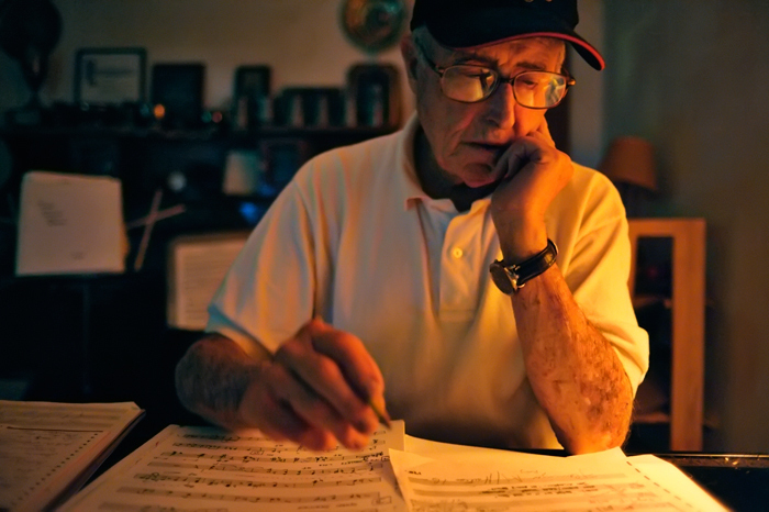 Teddy Charles in 2008