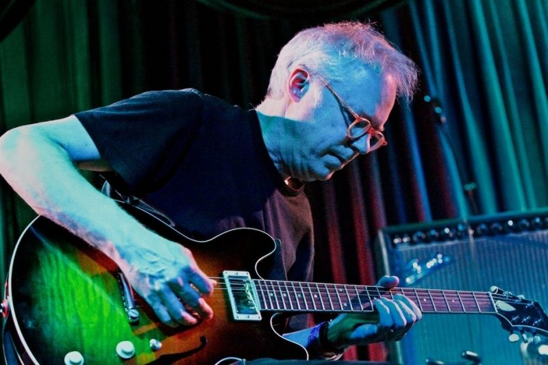 Blues dreamer, Bill Frisell