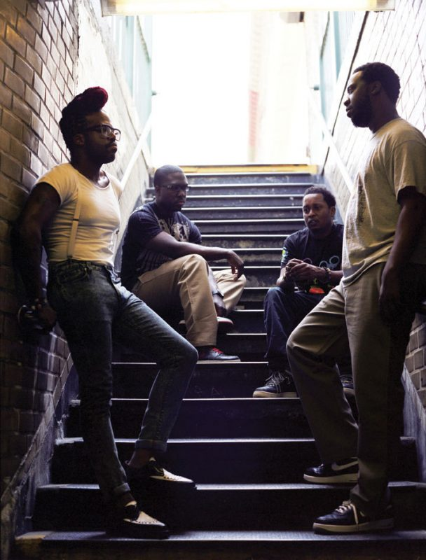 Robert Glasper Experiment: Casey Benjamin, Derrick Hodge, Chris Dave, Glasper
