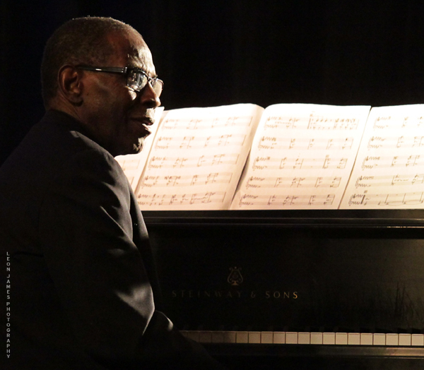 George Cables in performance at the 2013 Mid Atlantic Jazz Festival in Rockville, Maryland