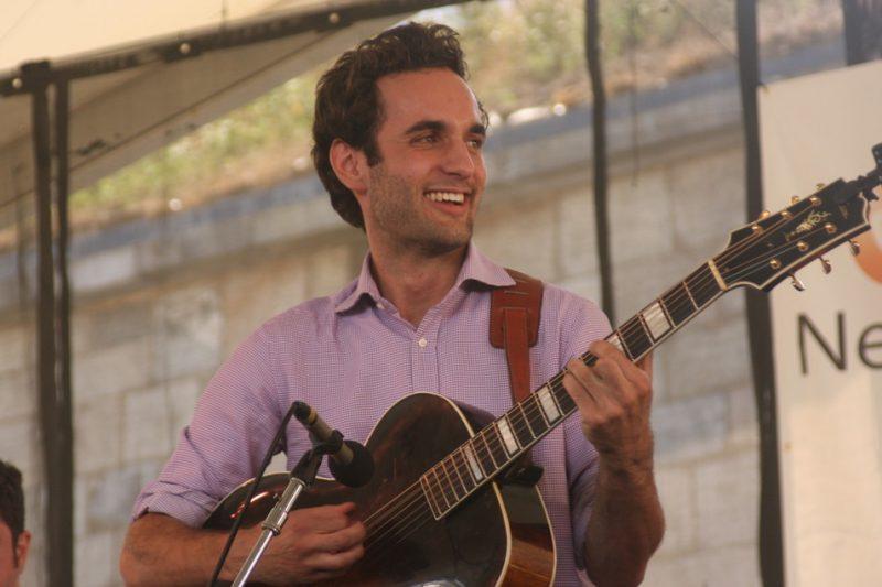 Julian Lage at the CareFusion Newport Jazz Festival