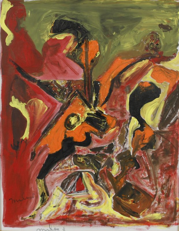 Artwork by Miles Davis