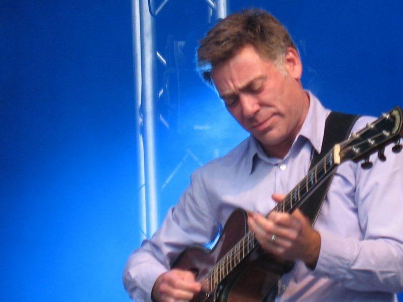 Peter Bernstein at 2010 Molde International Jazz Festival in Norway