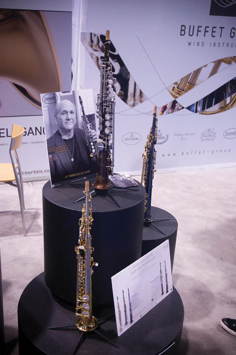 Keilwerth David Liebman soprano saxophone
