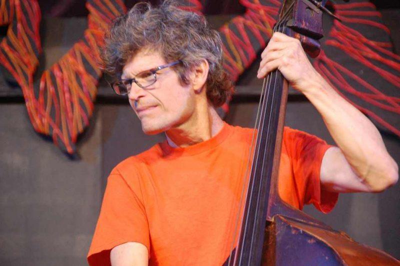 James Singleton at New Orleans Jazz Fest 2013
