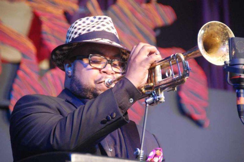 Nicholas Payton at New Orleans Jazz Fest 2013
