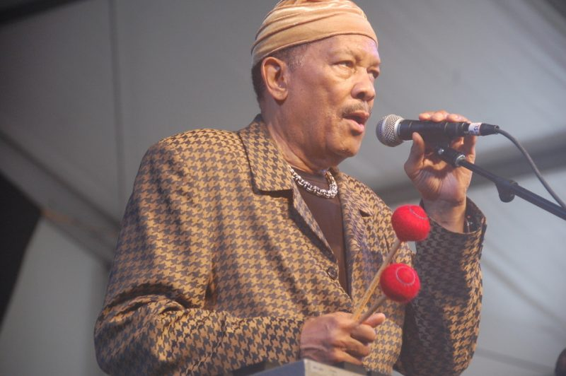Roy Ayers at New Orleans Jazz Fest 2013