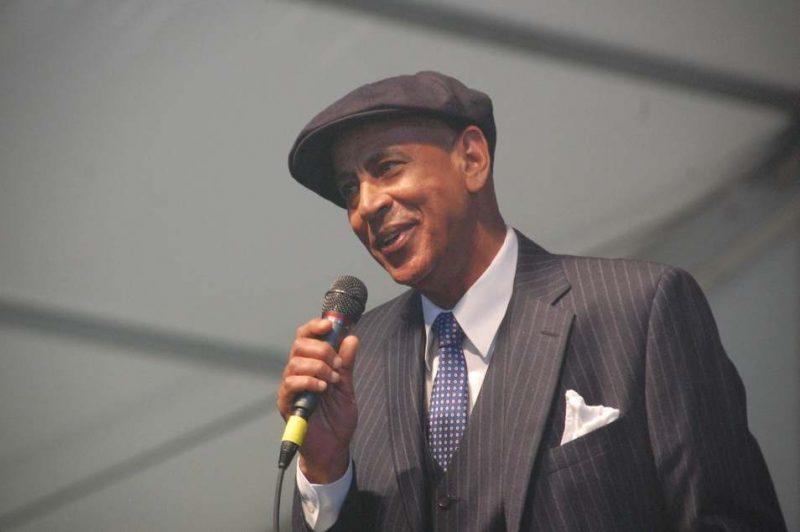Vernel Bagneris at New Orleans Jazz Fest 2013