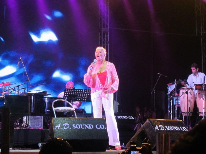 Dionne Warwick, Tobago Jazz Experience, April 2013