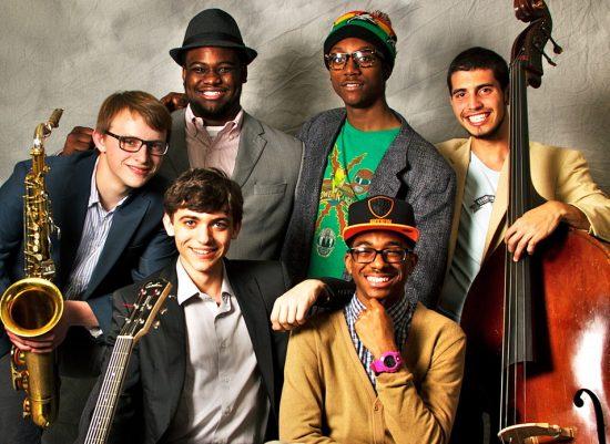 Performing Arts High School Sextet 2013 image 0