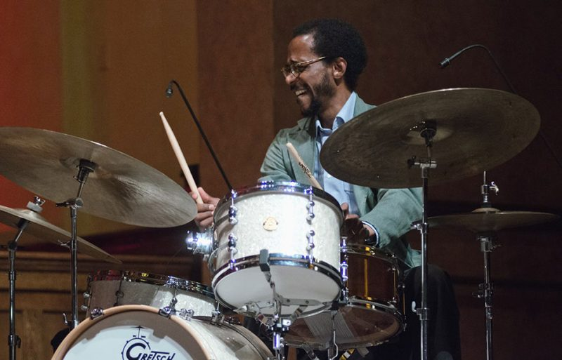 Brian Blade, TD Ottawa Jazz Festival, 2013