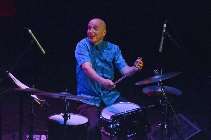 Joey Baron, TD Ottawa Jazz Festival, 2013