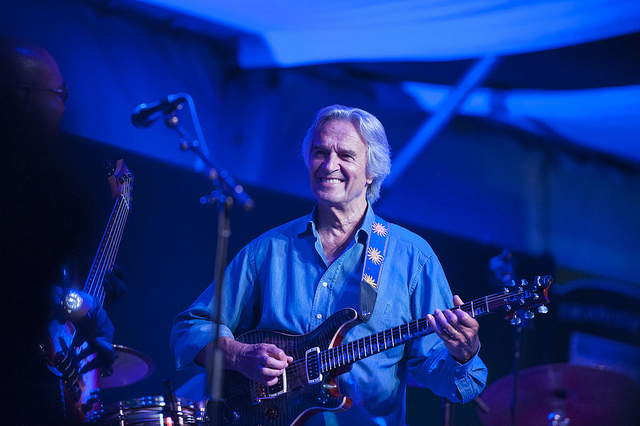 John McLaughlin at the TD Toronto Jazz Festival, 2013