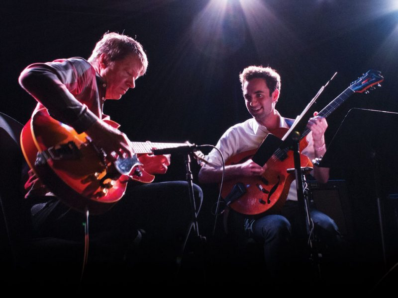 Nels Cline and Julian Lage