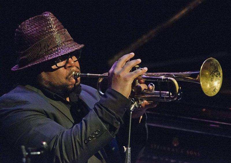 Nicholas Payton, TD Ottawa Jazz Festival, 2013