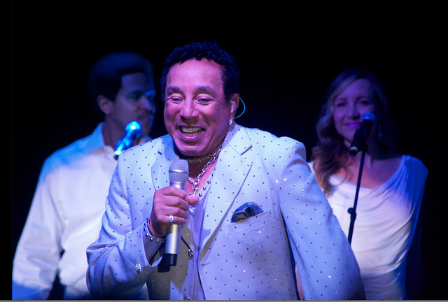 Smokey Robinson at the TD Toronto Jazz Festival, 2013