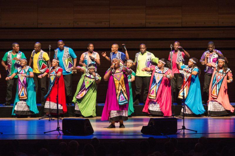 Soweto Gospel Choir, Montreal Jazz Festival, 2013