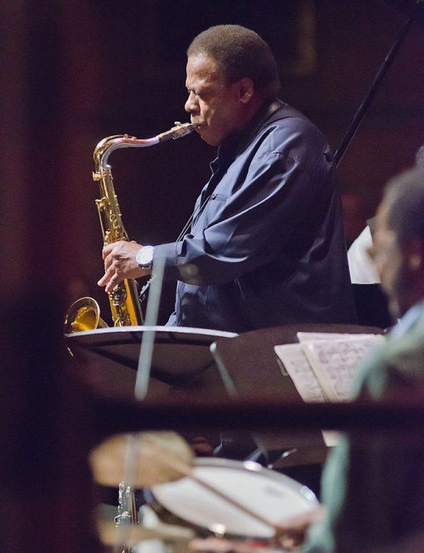Wayne Shorter, TD Ottawa Jazz Festival, 2013
