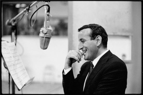 Tony Bennett in the early '60s image 0