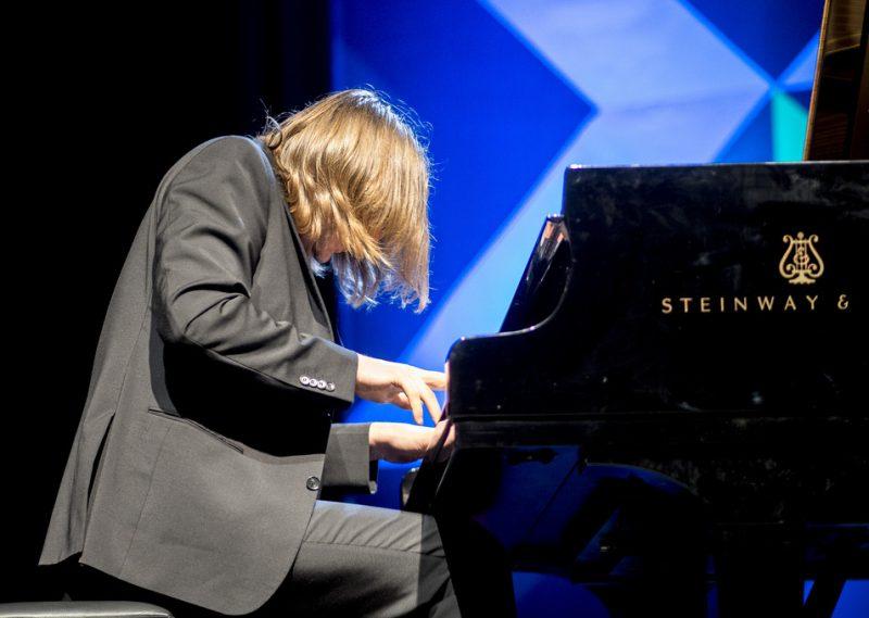 Leszek Mozdzer, Belgrade Jazz Festival 2013