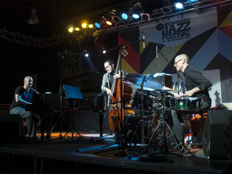 Shai Maestro Trio, Belgrade Jazz Festival 2013