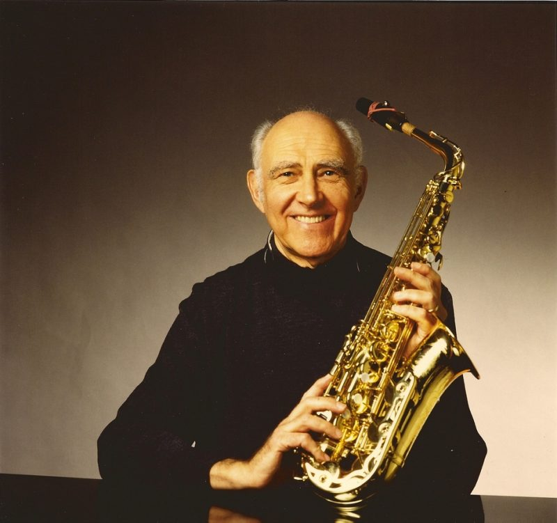 Herb Geller in the '90s. Photo courtesy of the artist