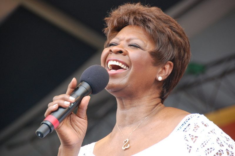 Irma Thomas at 2011 New Orleans Jazz & Heritage Festival