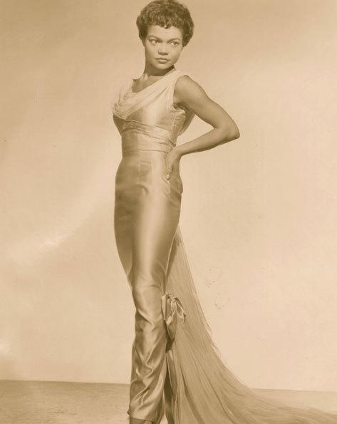 Eartha Kitt in 1954