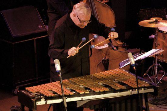 Gary Burton in performance at World Cafe Live in Philadelphia image 0