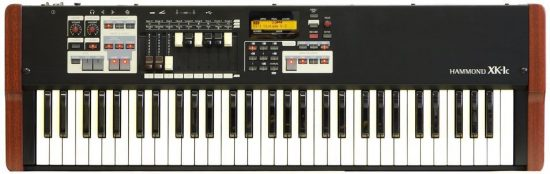 Hammond XK-1C Portable Organ image 0
