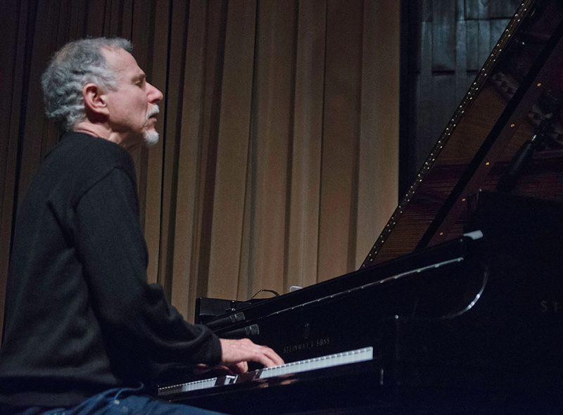 Marc Copeland performs with the John Abercrombie Quartet, Ottawa JazzFest Winter Series, 2-14