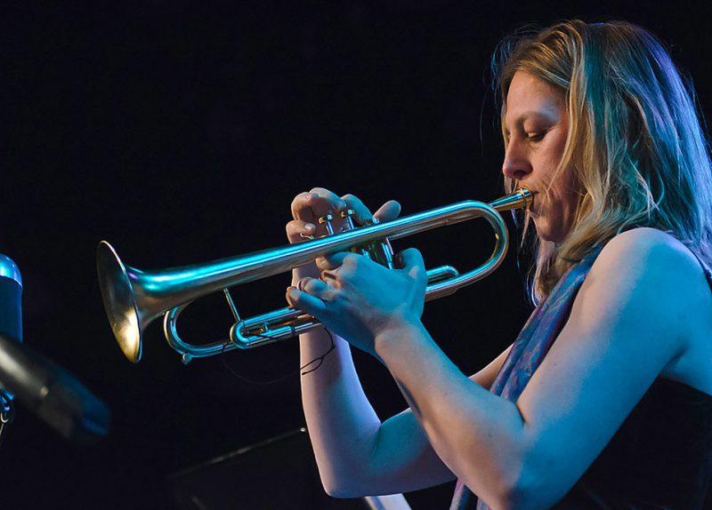 Ingrid Jensen, Ottawa JazzFest Winter Series, 2-14