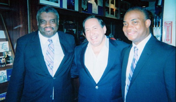 Mulgrew Miller, Richard McDonnell and Russell Malone
