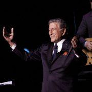 Tony Bennett in performance on November 4, 2011 at Academy of Music in Philadelphia image 0