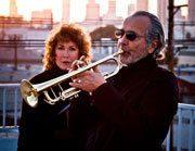 Lani Hall and Herb Alpert image 0