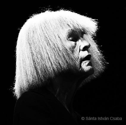Carla Bley by Santa Istvan Csaba