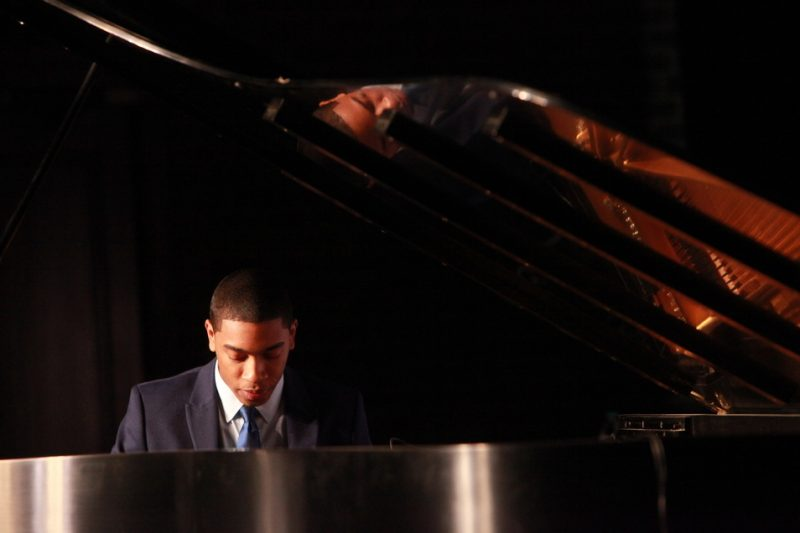 Christian Sands, Savannah Music Festival 2014