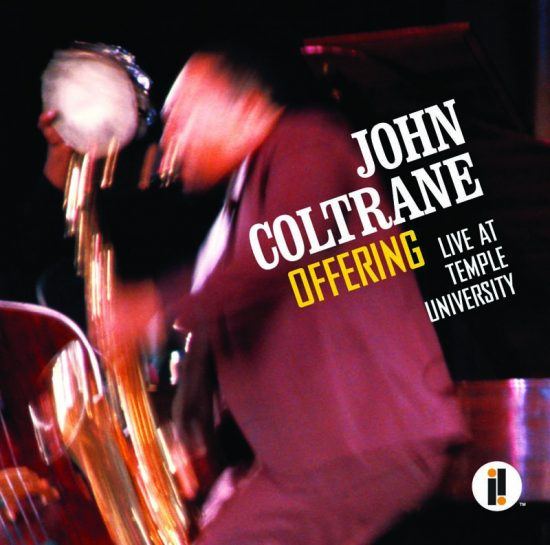 "John Coltrane's ""Offering"" album on Resonance Records image 0"