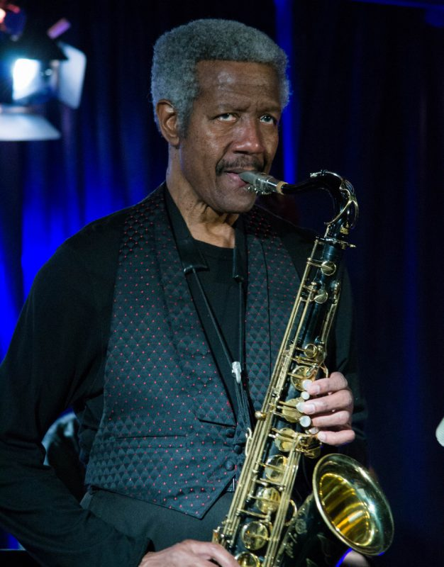 Billy Harper with the Cookers, Iridium, NYC 4-14