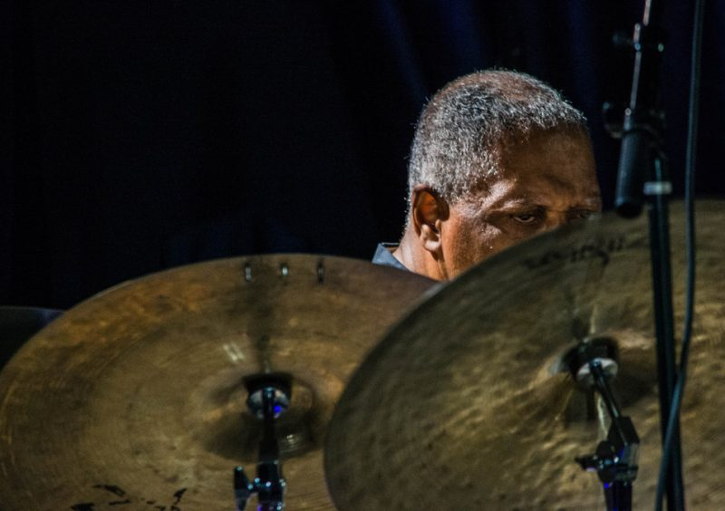 Billy Hart with the Cookers,Iridium, NYC 4-14