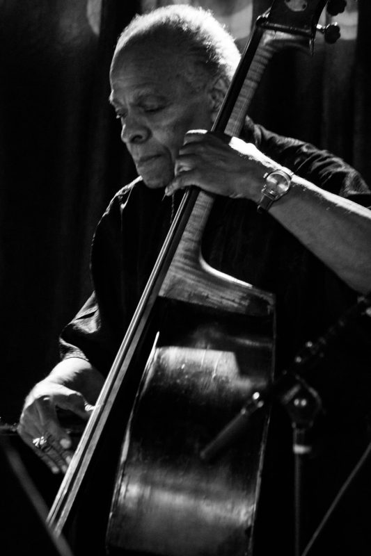 Cecil McBee with the Cookers, Iridium, NYC 4-14
