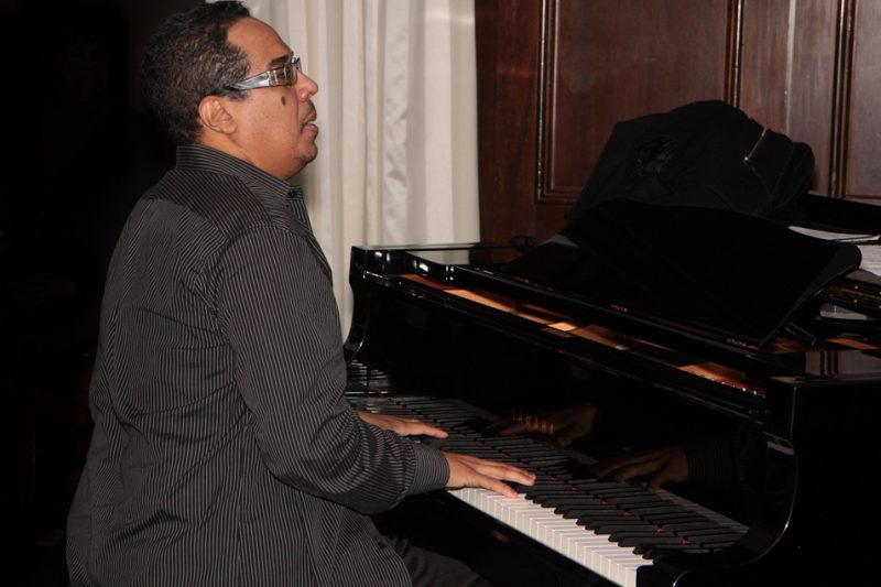 Danilo Perez performing at Eric in Two Evenings event at Scullers