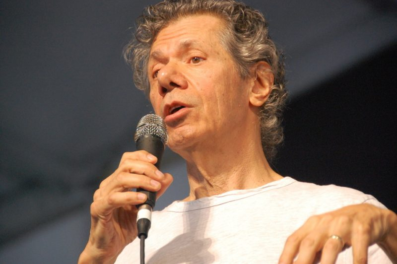 Chick Corea at the 2014 New Orleans Jazz & Heritage Festival