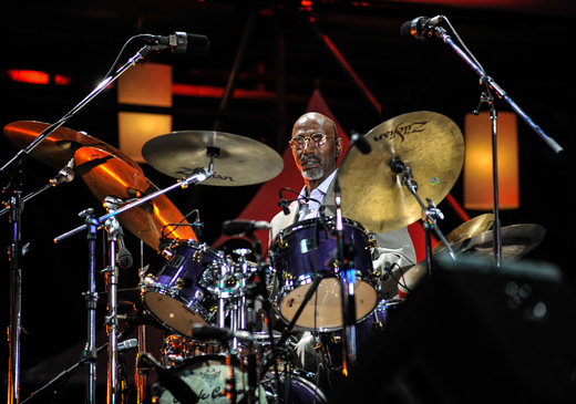 T.S. Monk, International Jazz Day, Osaka, Japan, April 30, 2014