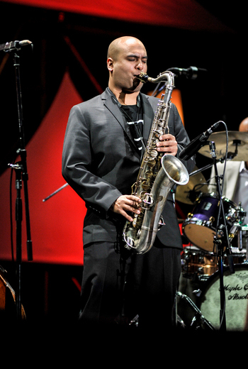 Troy Roberts, International Jazz Day, Osaka, Japan, April 30, 2014