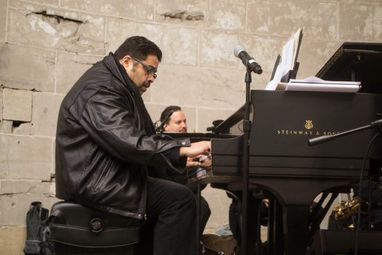 Arturo O'Farrill performs at Jazz & Colors, Central Park, NYC, 11-13 image 0