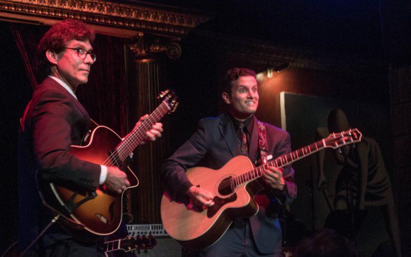 Frank Vignola and Vinny Raniolo, The Cutting Room, NYC 6-14