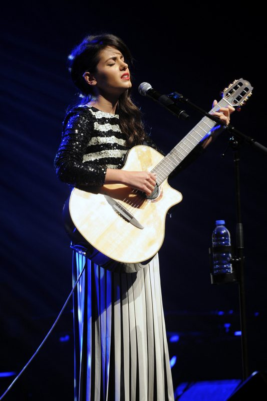 Katie Melua at the 2014 Montreal Jazz Festival