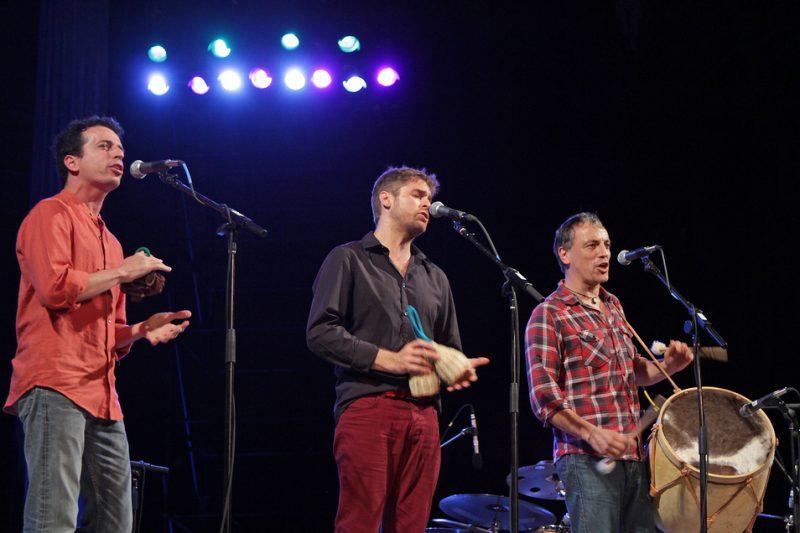 Aca Seca Trio at the 2014 Spoleto Festival USA