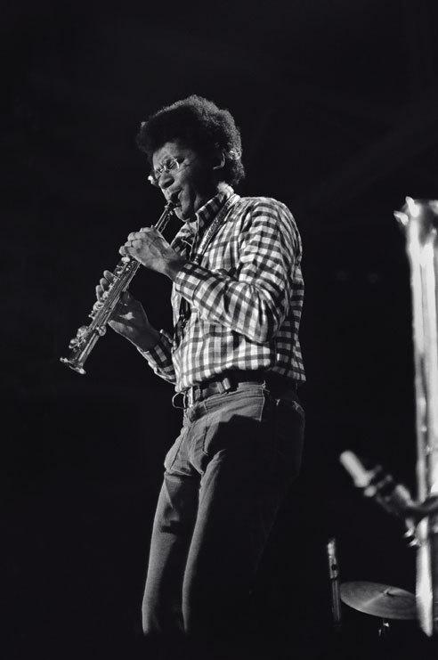Anthony Braxton in 1976